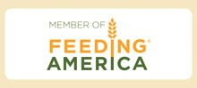 Logo - Member of Feeding America